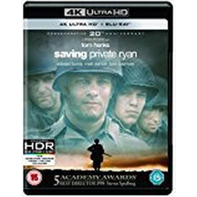 Saving Private Ryan (4K UHD) [Blu-ray] [2018] [Region Free]
